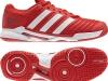 Addias adipower stabil 10.0, rot/weiß, Handballschuh