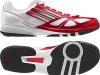 Adidas Adizero prime, weiß/rot/schwarz