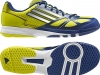 Adidas Adizero prime lime/dunkelblau/weiß, Handballschuhe