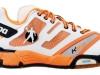 Damen Handballschuhe Kempa Kudos weiß/orange