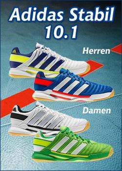 Adidas Adipower Handballschuhe Stabil 10.1 - 2013/2014